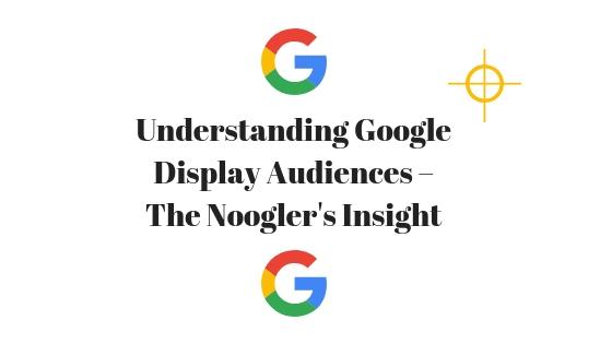 google-display-aduiences